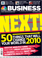 CNBC Business - December 2009 Issue